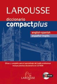 Diccionario Compact Plus English-Spanish/Español-Inglés