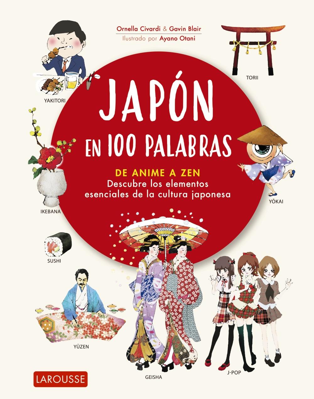 Japón en 100 palabras - Selección de libros sobre Japón