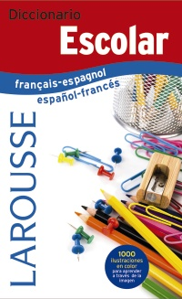 LAROUSSE   Ficha de la obra Diccionario Escolar franais