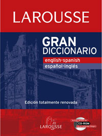 LAROUSSE | Ficha de la obra Gran Diccionario English